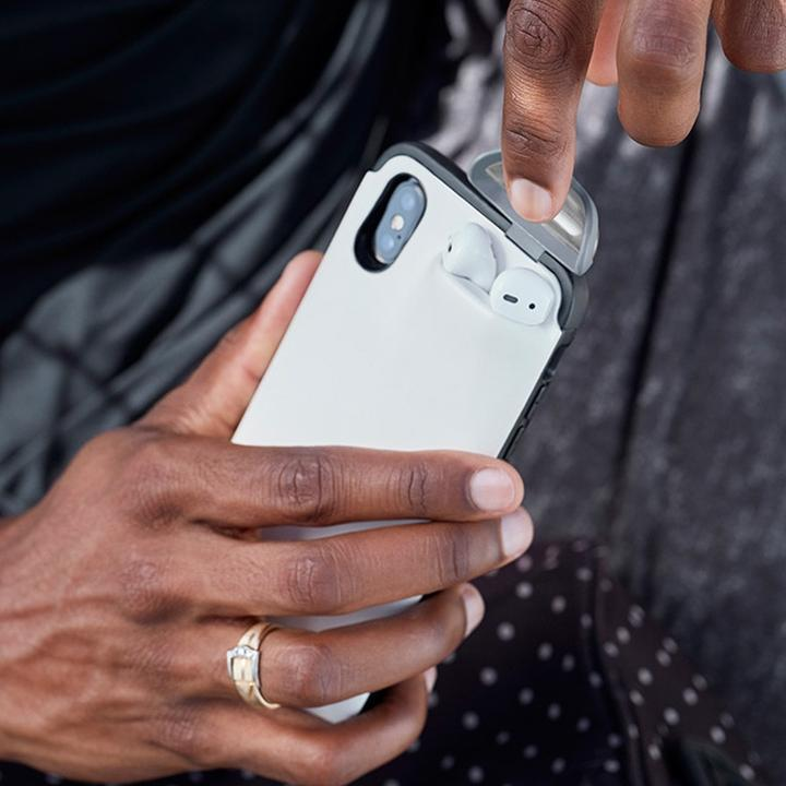 airpods iphone case 11 - Etui Iphone pour Airpods 4